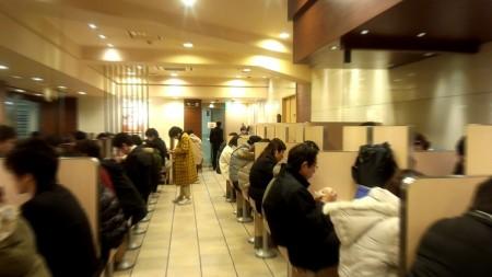 食べる機械―新宿のマクドナルド