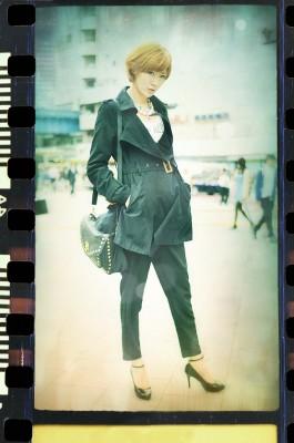 Featured Model #02 吉村沙記(サキティ)さん