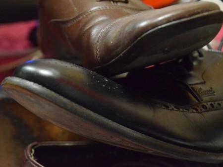 第一回革靴論考~セメンテッド製法の優位性~