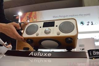 Auluxeのオーディオ–DESIGN TOKYO(東京デザイン展)レポート