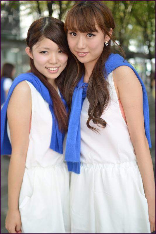 水口奈美さん&石井美沙季さん