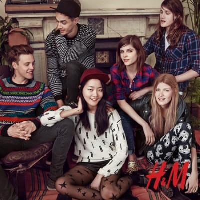 全国のH&M店舗で『学割キャンペーン』 第2弾! ―2013年11月9日(土)・10日(日)限定実施~