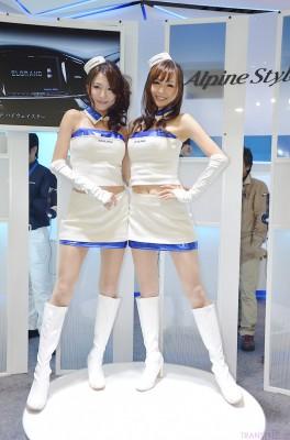 東京モーターショー2013・コンパニオン写真ギャラリー