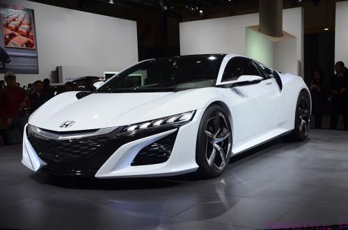 東京モーターショー2013―コンセプトカーにみる自動車産業の未来