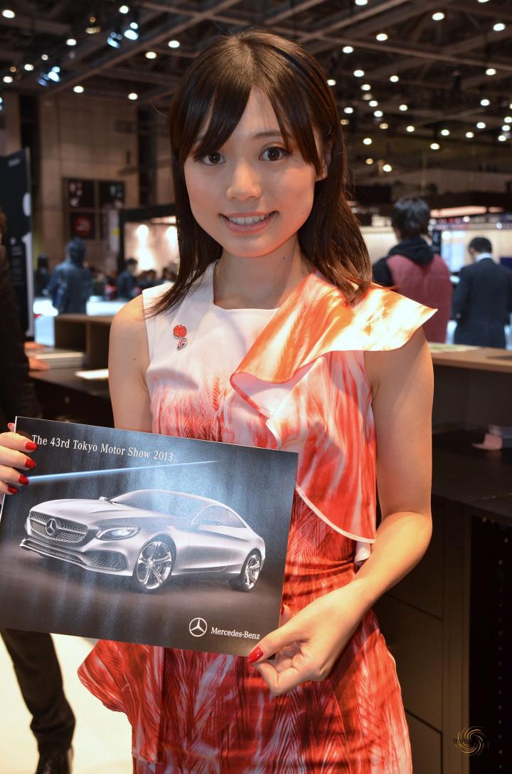 MercedesTokyoMotorShow 2013 .jp00117