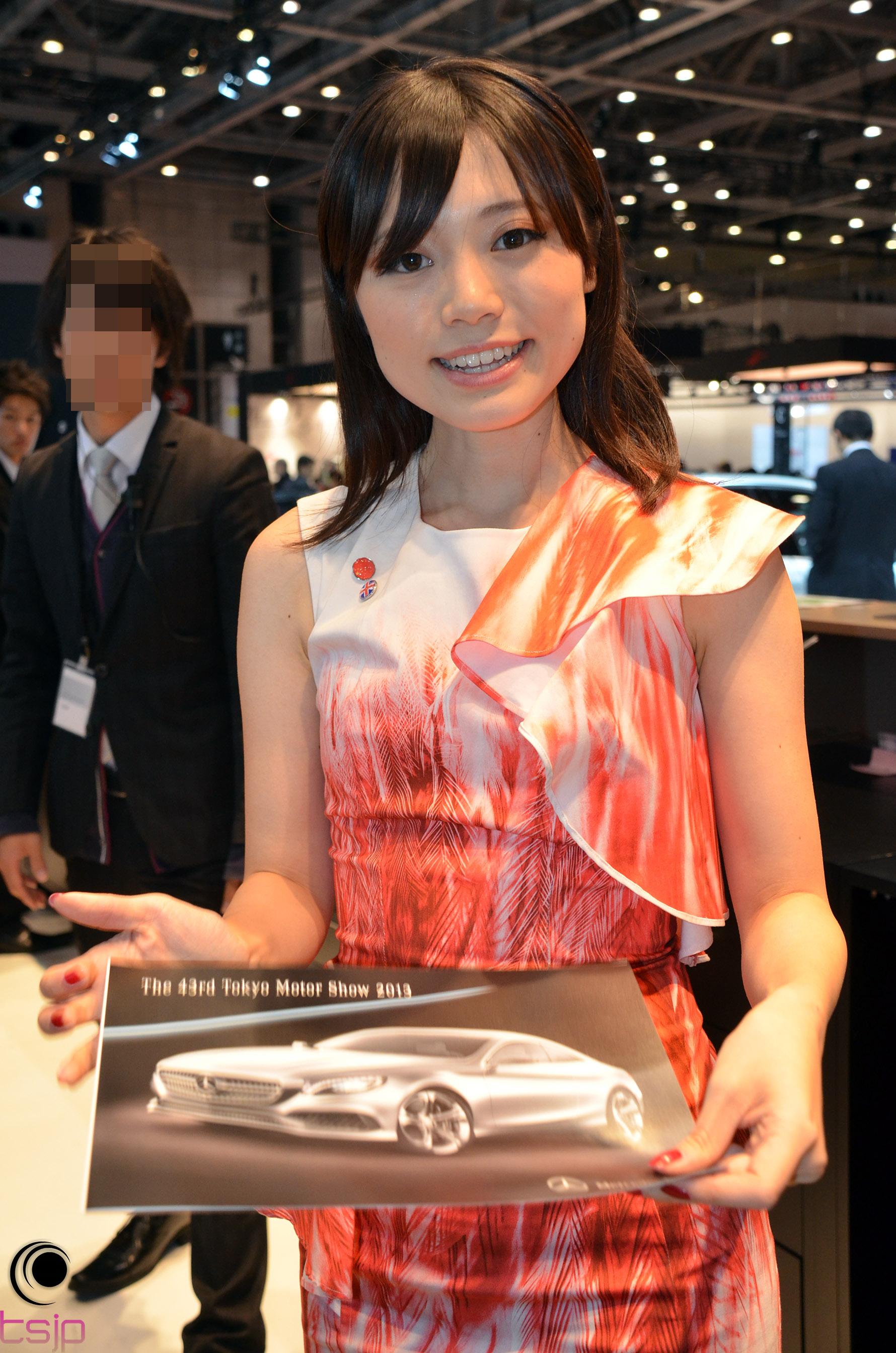 MercedesTokyoMotorShow 2013 .jp00118
