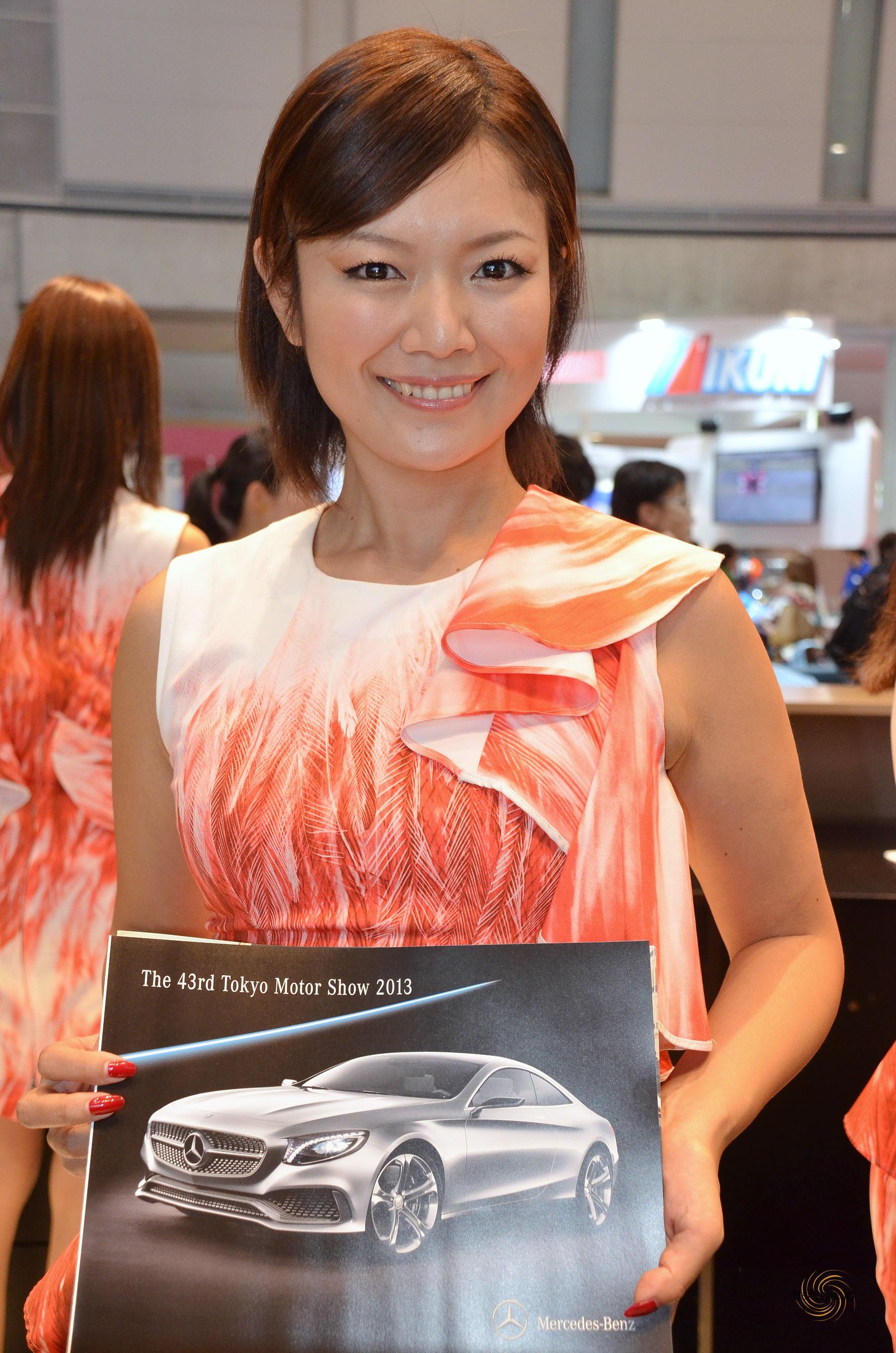 MercedesTokyoMotorShow 2013 .jp00120