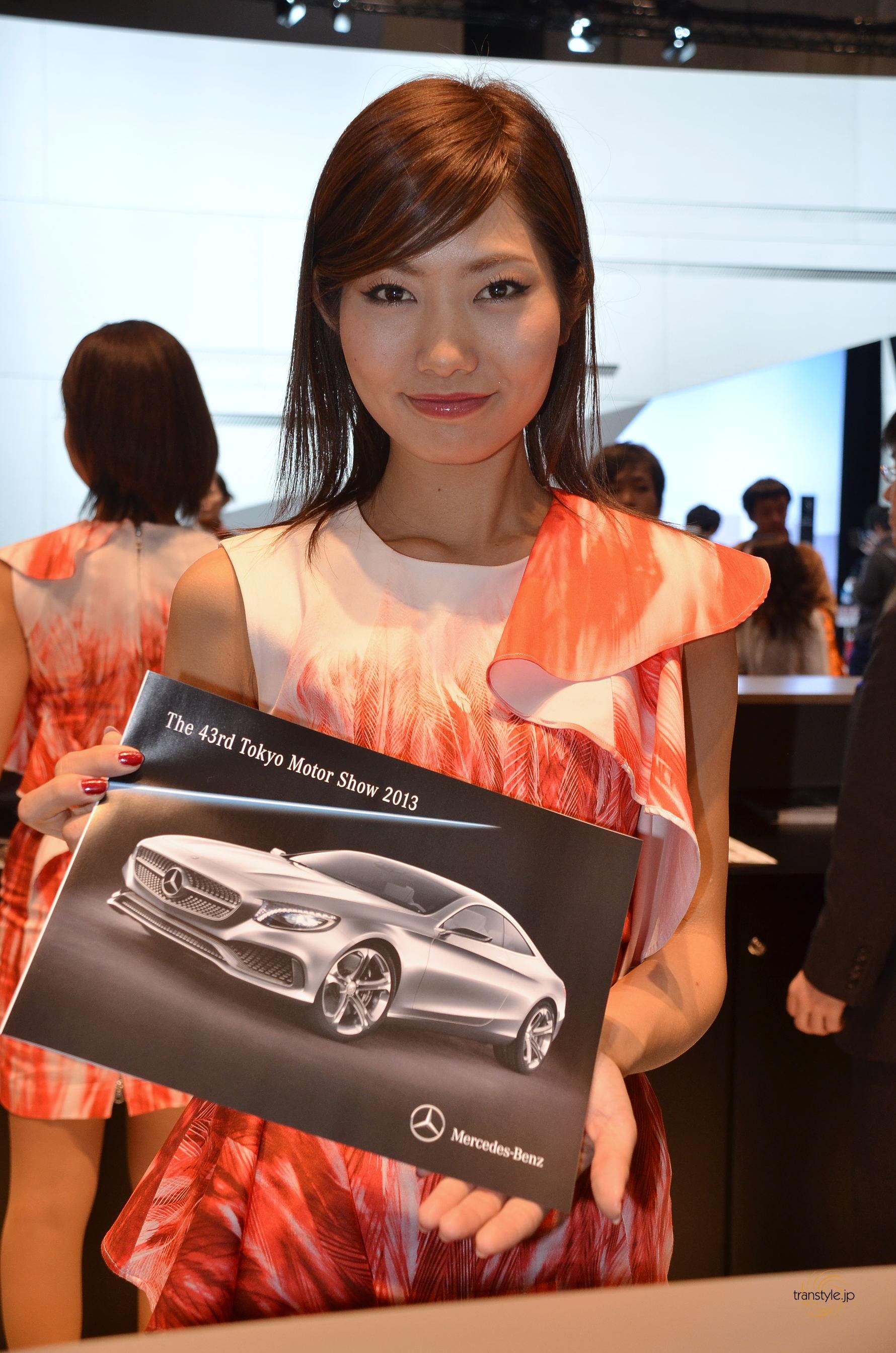 MercedesTokyoMotorShow 2013 .jp00121