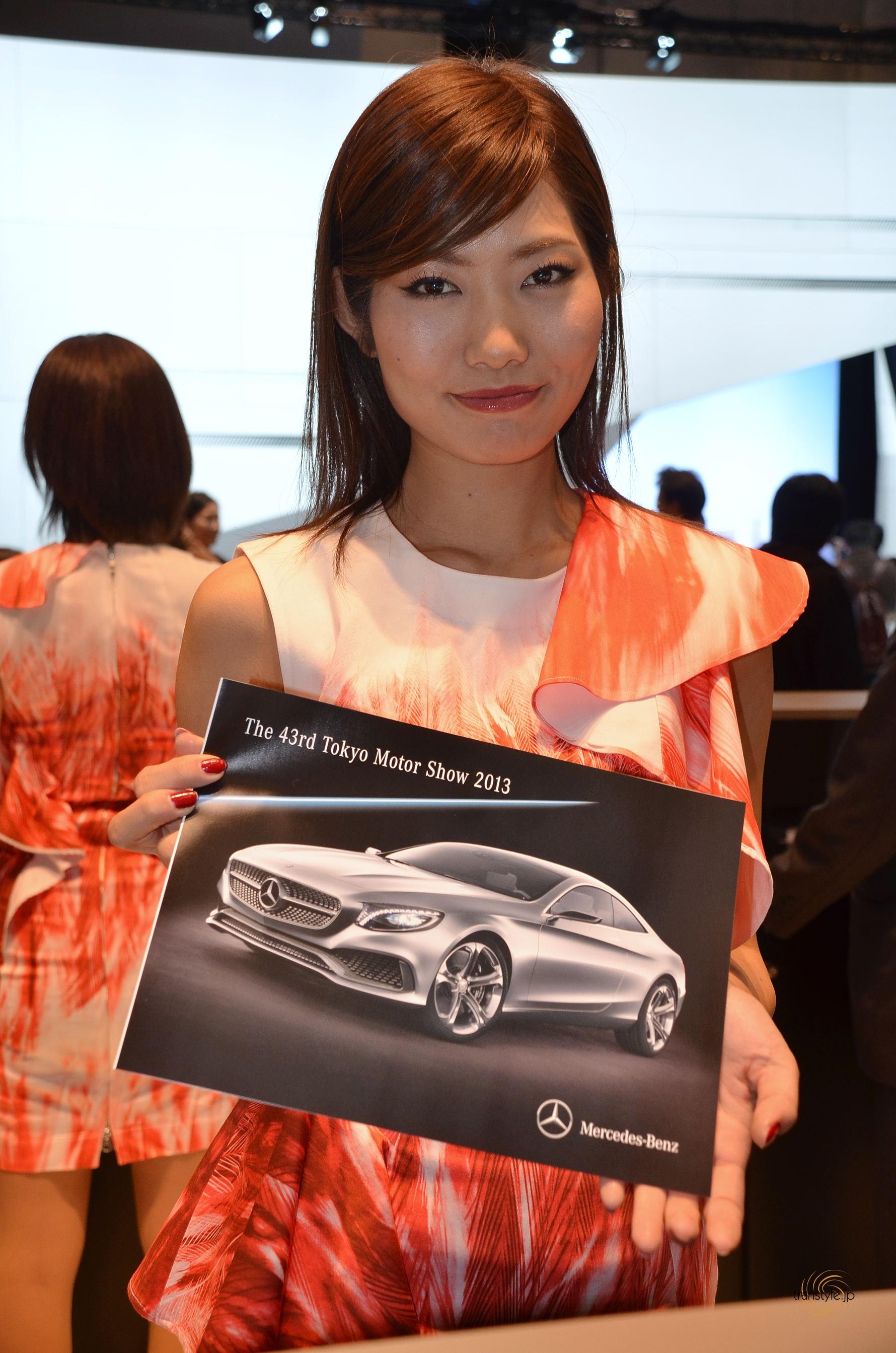 MercedesTokyoMotorShow 2013 .jp00122