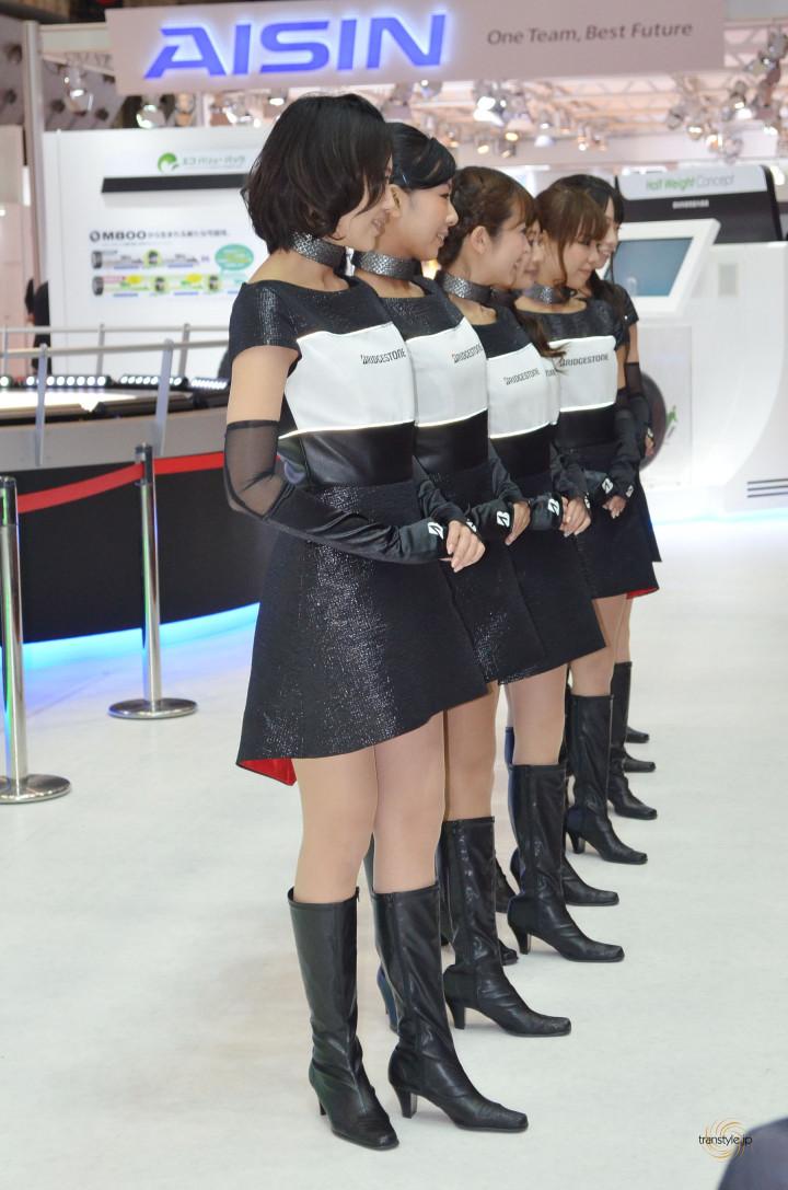 ブリジストン TokyoMotorShow2013