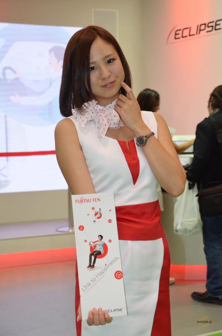 FUJITSU TEN TokyoMotorShow2013