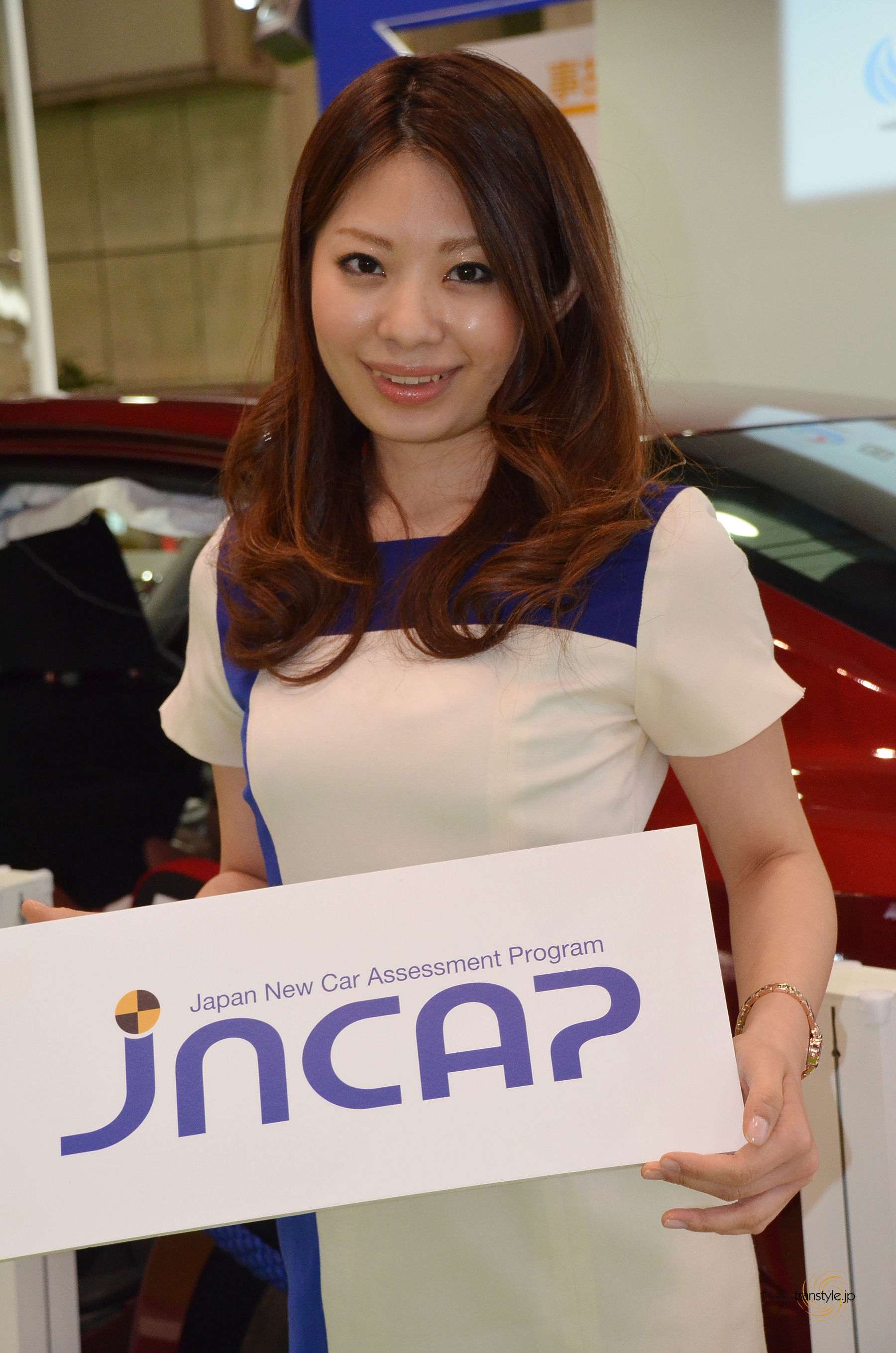 自動車事故対策機構(NASVA) の美女 HAReNAさん