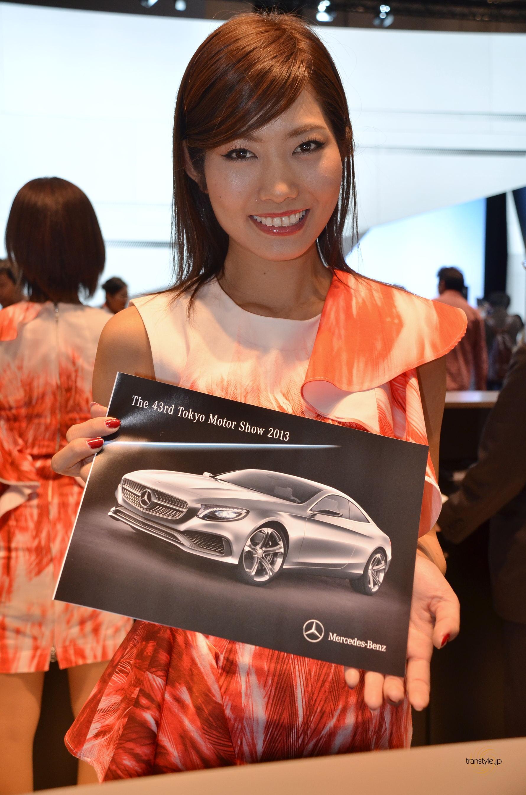 MercedesTokyoMotorShow 2013 .jp0123