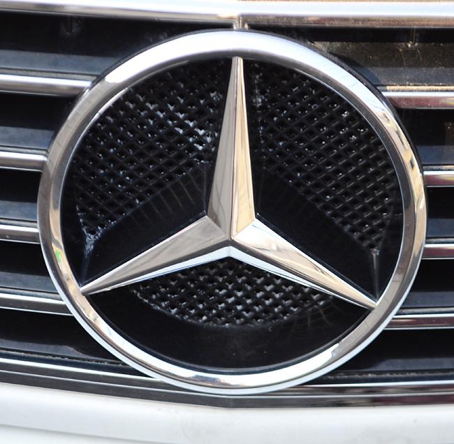 Mercedes(ビッグエンブレム)emblem