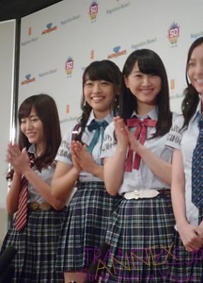 SKE48が初の水着CMに挑戦! 地元・ナガシマリゾート広報大使に就任