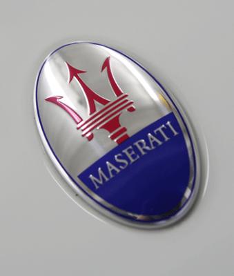 MASERATI-マセラティのエンブレム