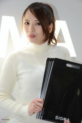 cp+(シーピープラス)2015 コンパニオン写真集