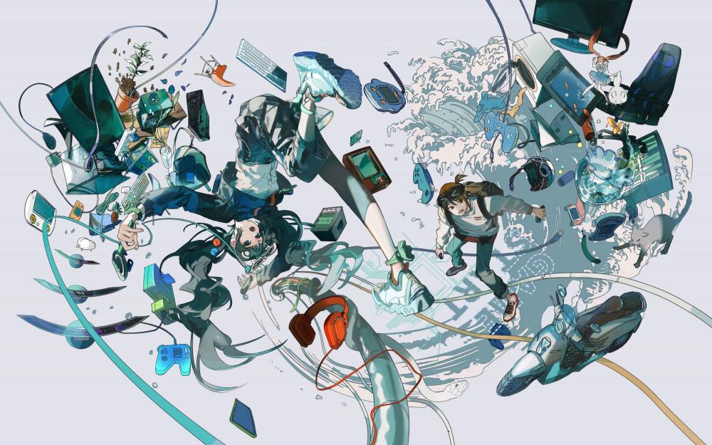 東京ゲームショウ2020のONLILEヴィジュアルはこれだ!